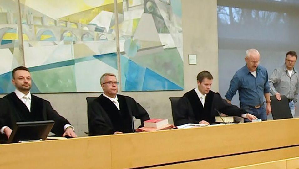 Missbrauchsprozess gegen Logoäden vor dem Würzburger Landgericht