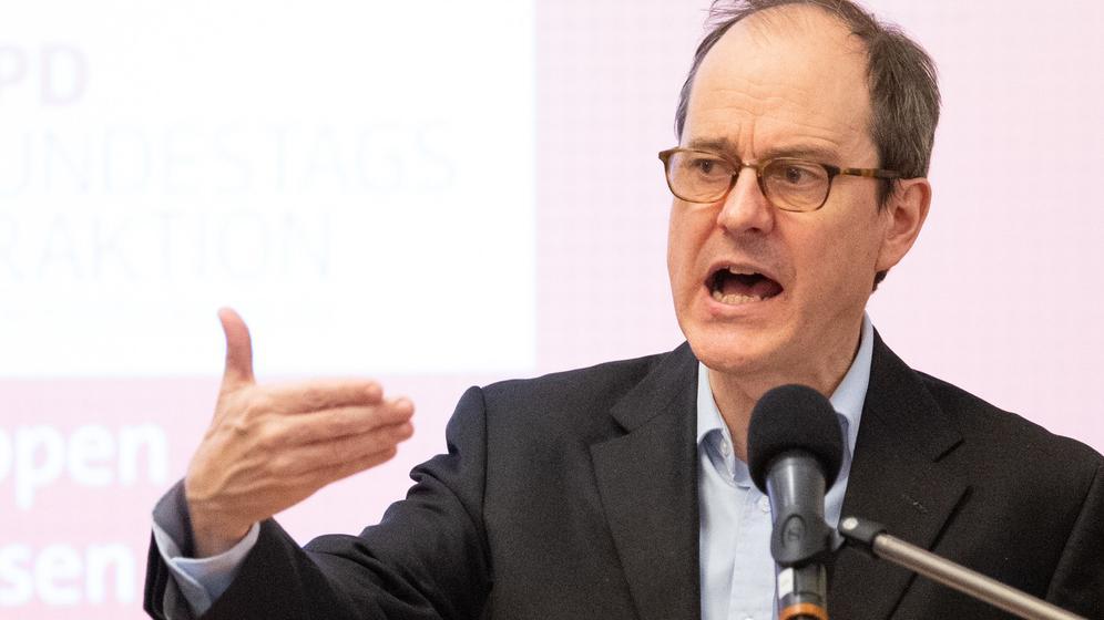 Sebastian Wood, britischer Botschafter in Deutschland | Bild:dpa-Bildfunk/Friso Gentsch