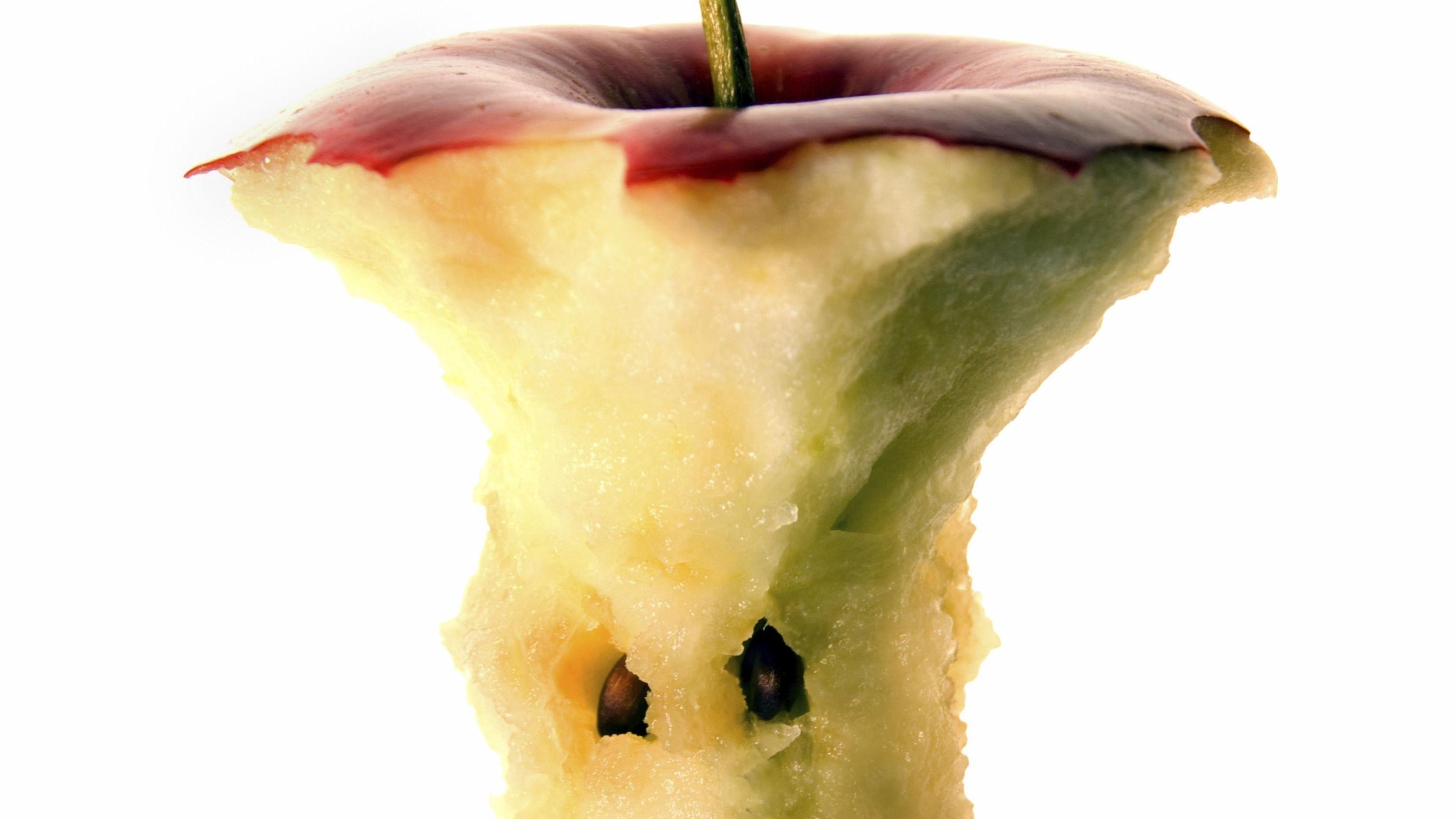 Apfelbutzen