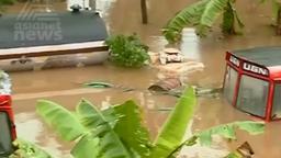 Überschwemmungen in Südindien | Bild:BR