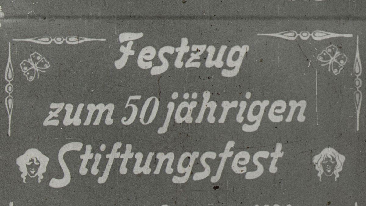 Älteste Filmaufnahmen aus der Stadt Aschaffenburg entdeckt