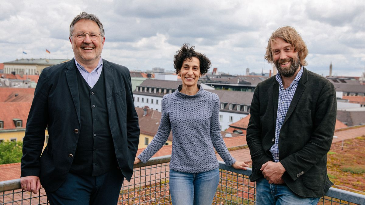 Die Jury des Bayerischen Buchpreises 2020: Rainer Moritz, Sonja Zekri und Knut Cordsen