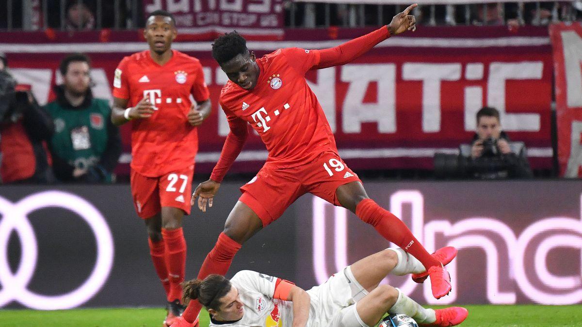 Gipfeltreffen zwischen dem FC Bayern und Leipzig