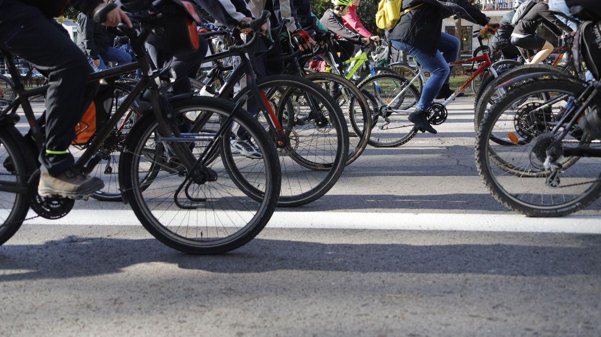 Symbolbild: Fahrraddemo
