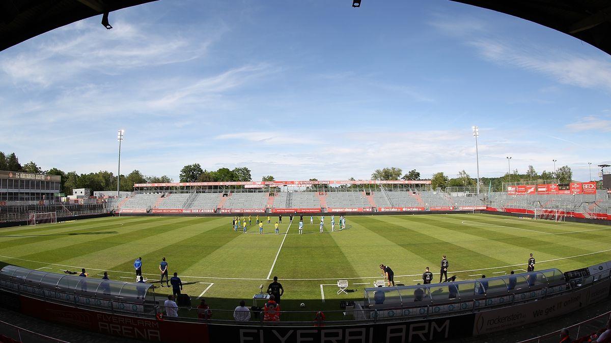Stadion in Würzburg