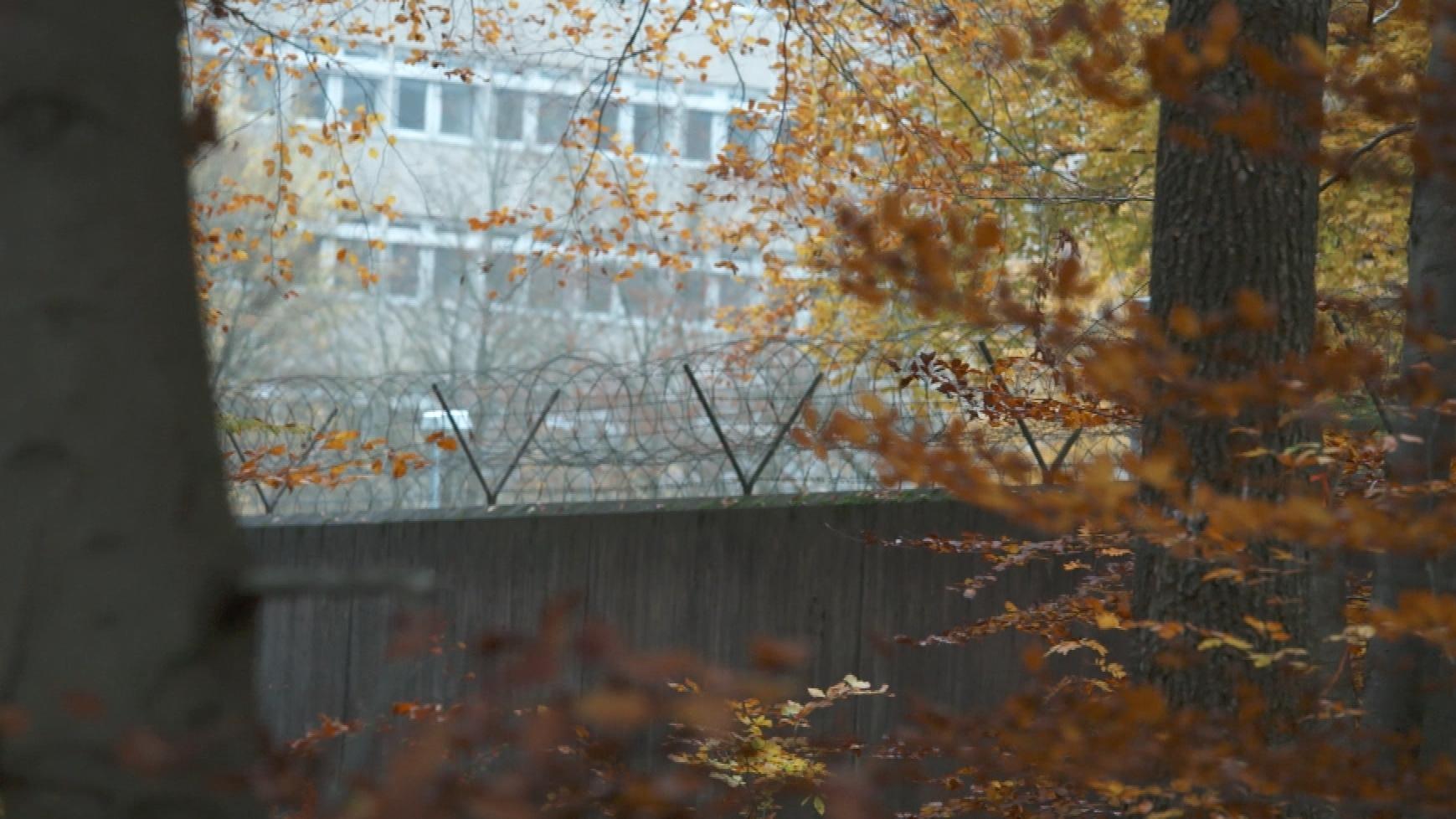 Ehemalige BND-Zentrale in Pullach