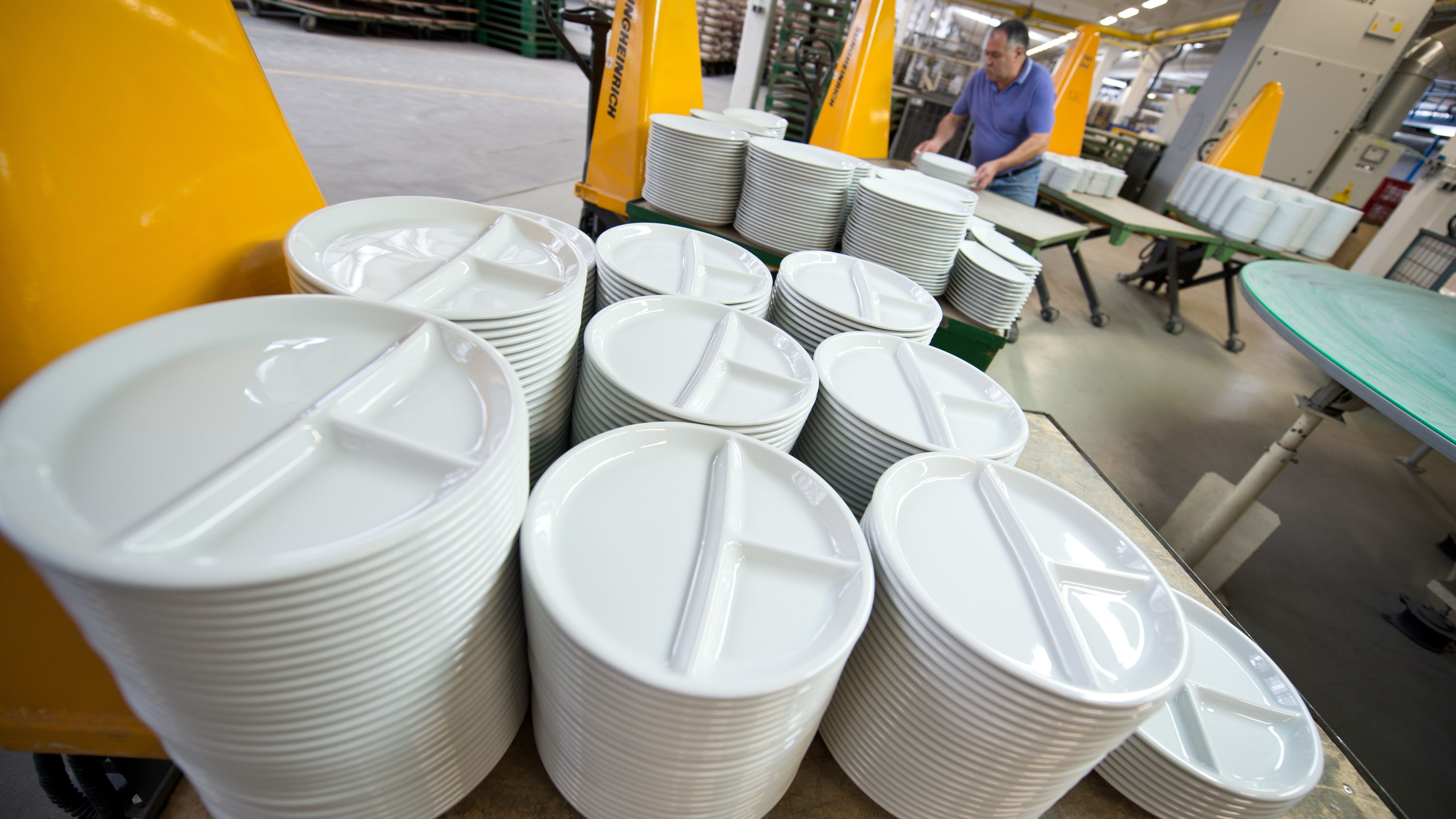Produktion bei BHS Tabletop
