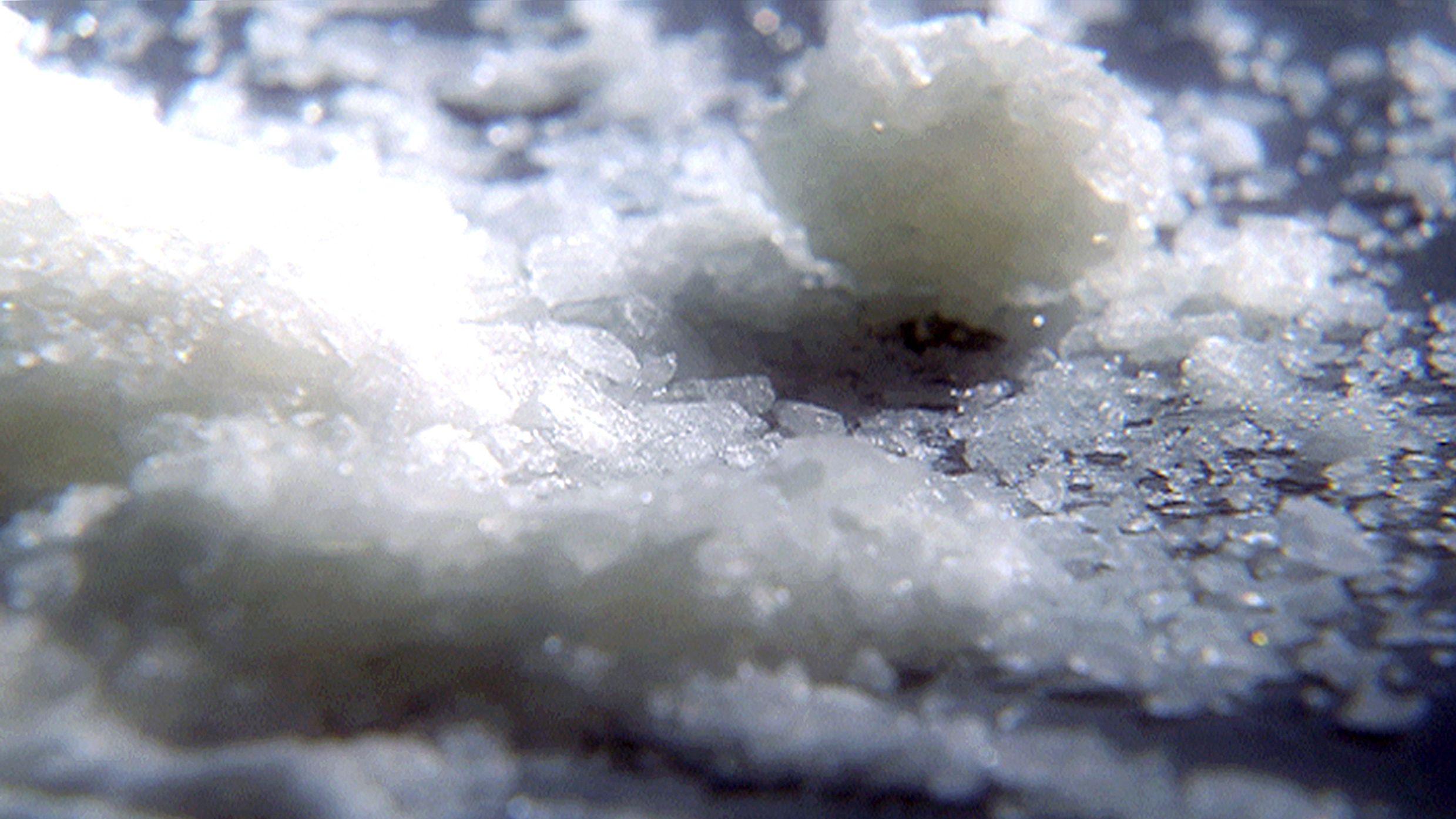 Droge Crystal Meth (Symbolbild)