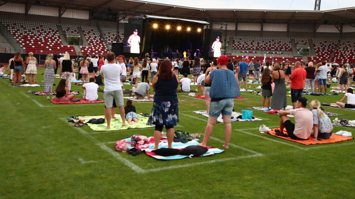 Veranstaltungsbranche drängt auf Livekultur