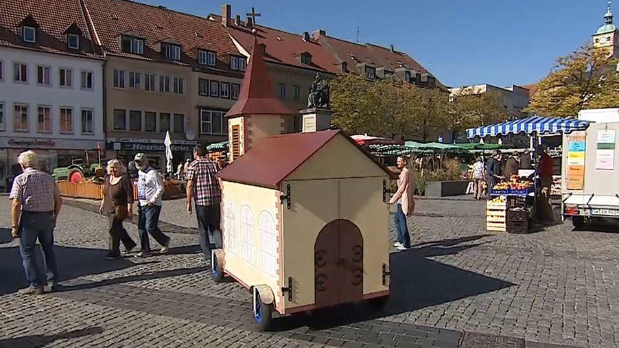 Mobile Kirche Schweinfurt