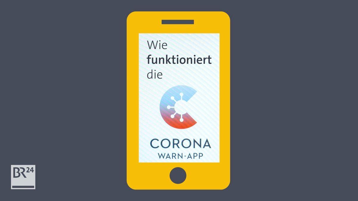 Grafik Corona-Warn-App