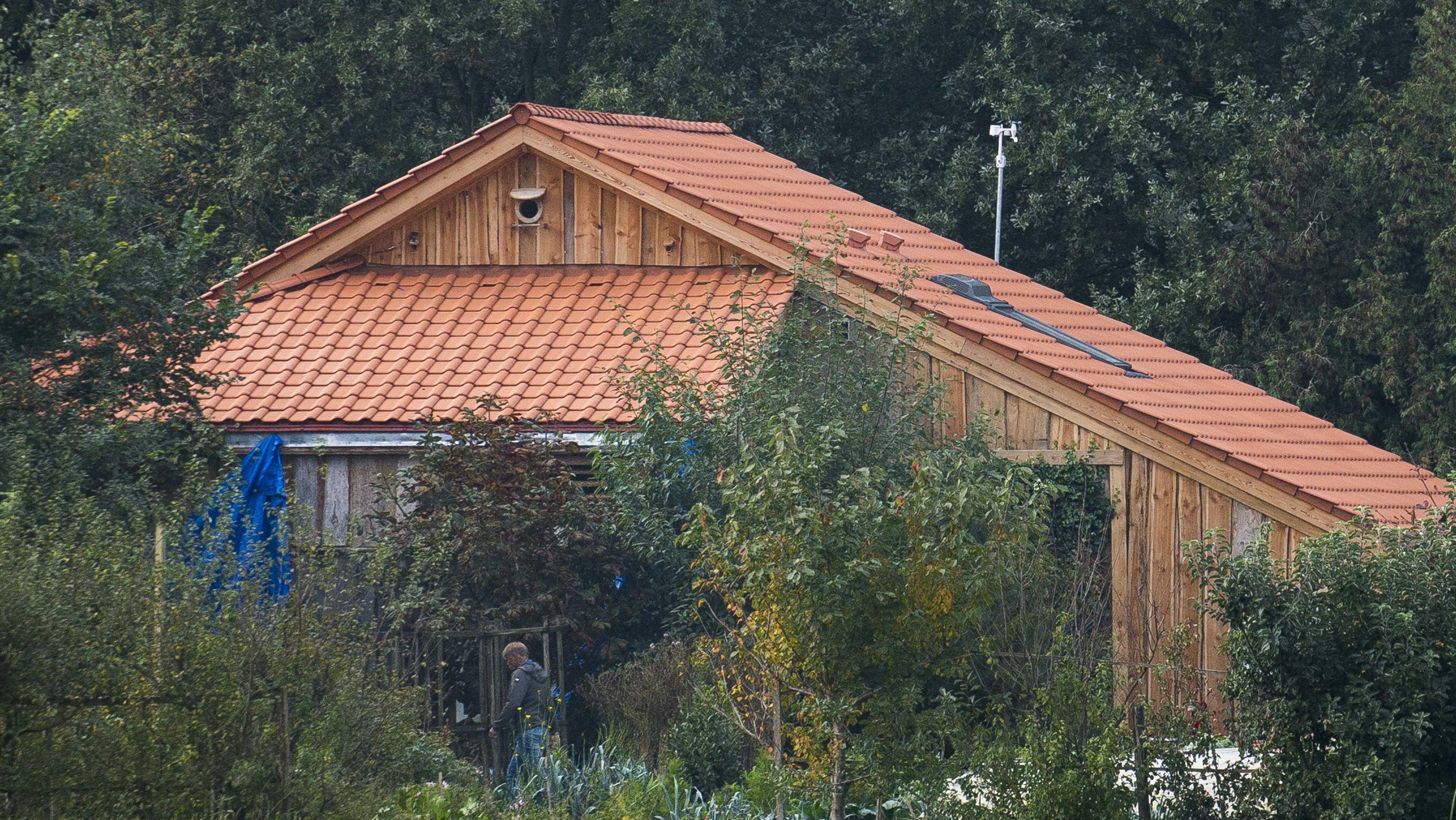 Bauernhof in den Niederlanden