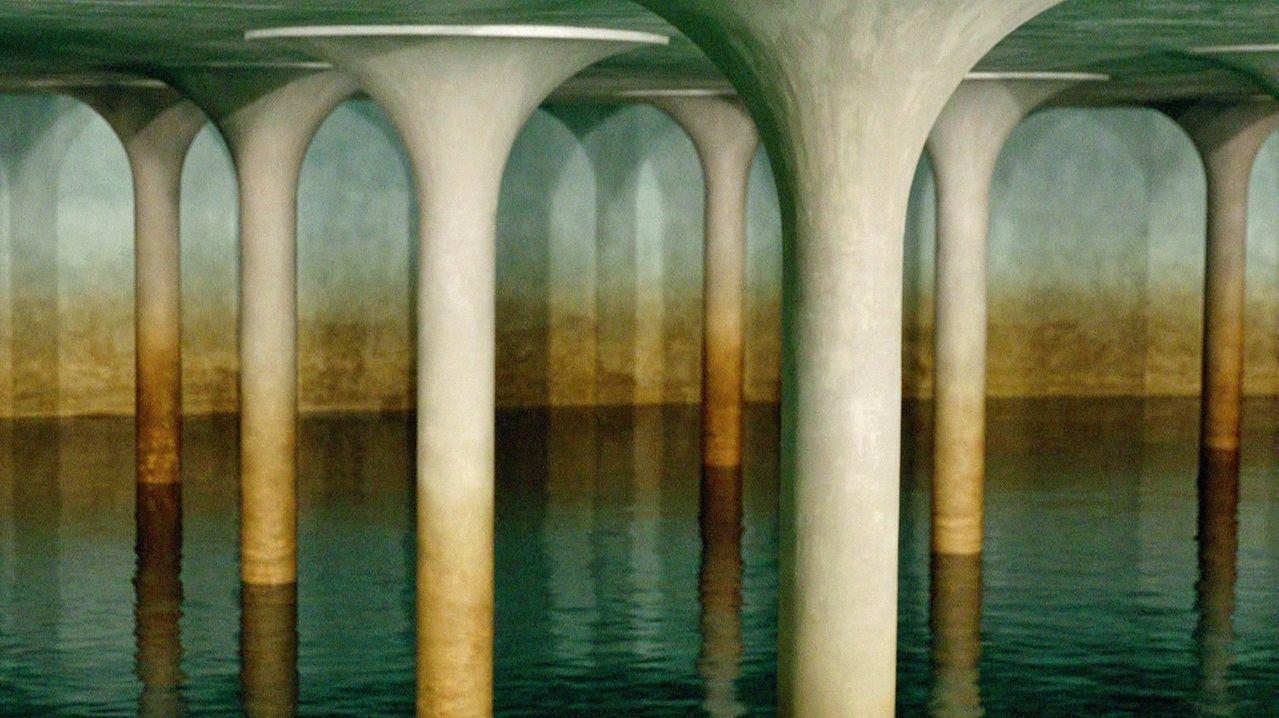 Trinkwasser-Reservoir