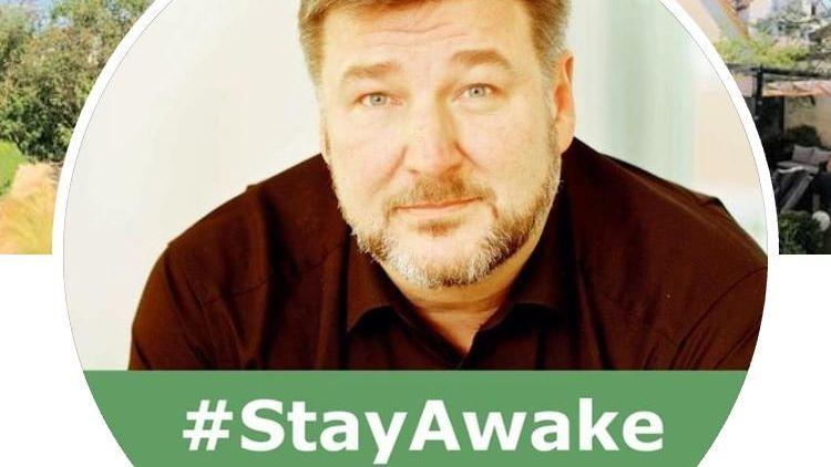 Klaus Stieringer und #stayawake