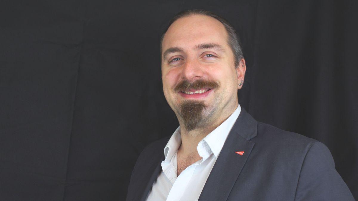 Sebastian Roth, Würzburger OB-Kandidat Die Linke
