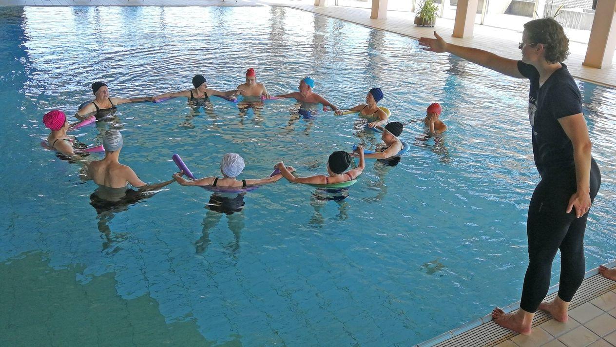 WasserFit-Kurs für Senioren in Bad Kissingen