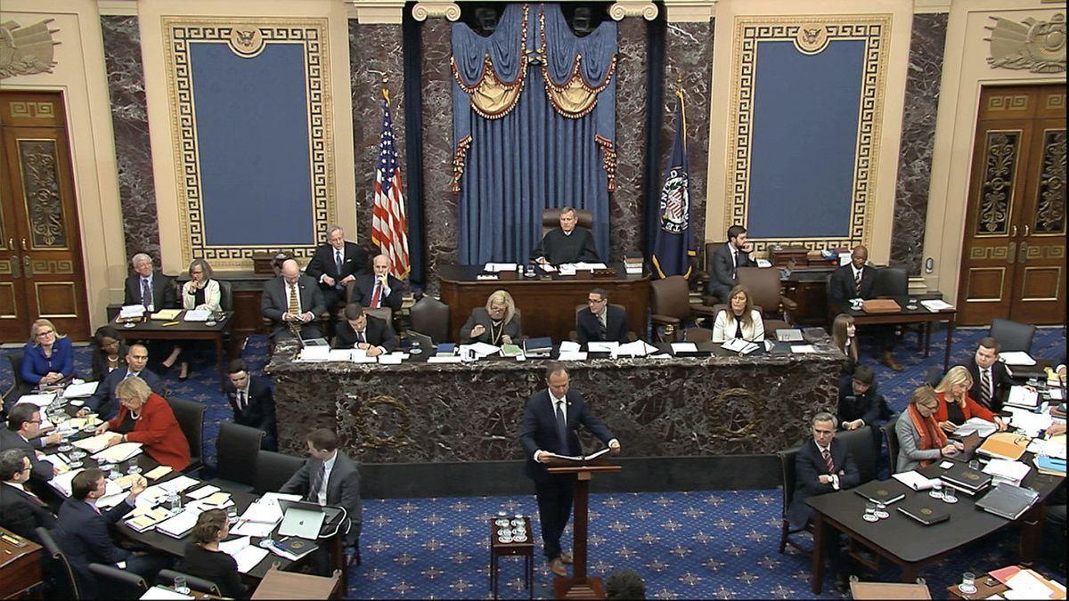 Der demokratische Anklageführer Adam Schiff wird in den kommenden Tagen Beweise der Impeachment-Ermittlungen vorstellen.