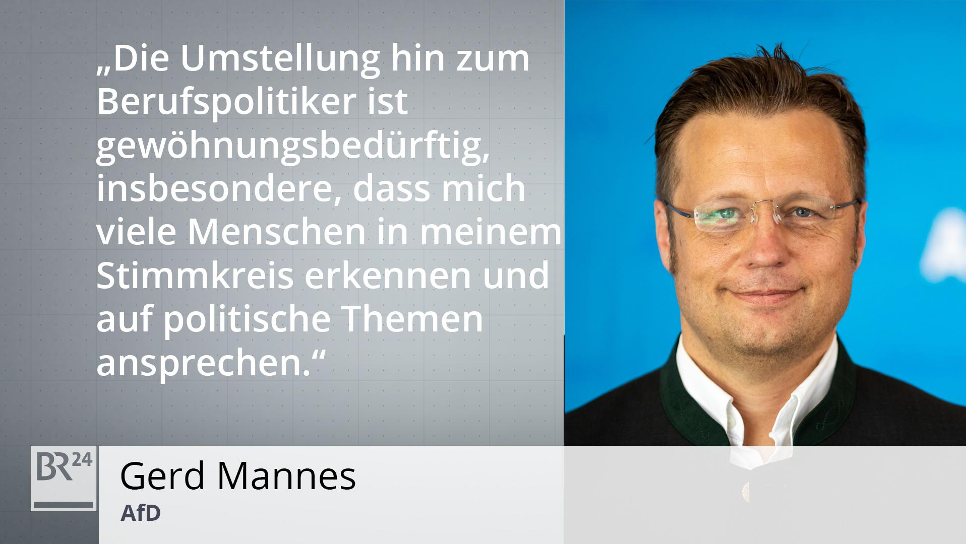 Portrait Gerd Mannes
