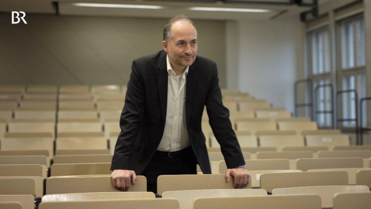 Kommunikationspsychologe Prof. Dr. Markus Appel von der Universität Würzburg