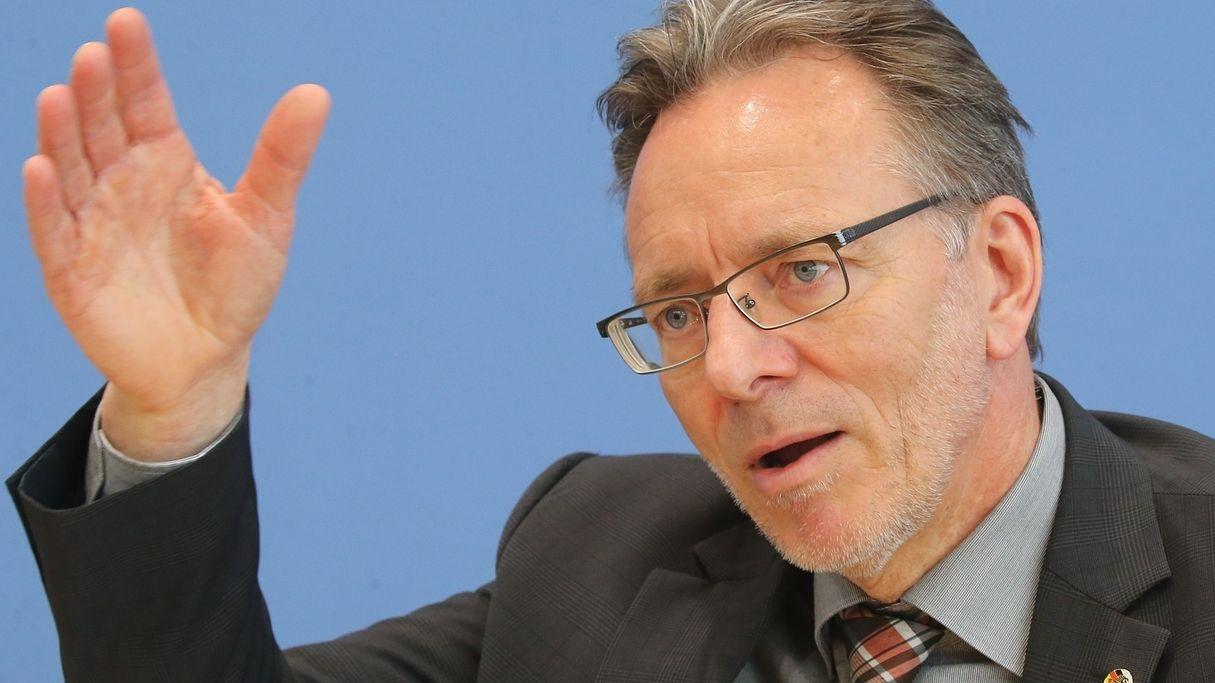 Holger Münch, Präsident des Bundeskriminalamts