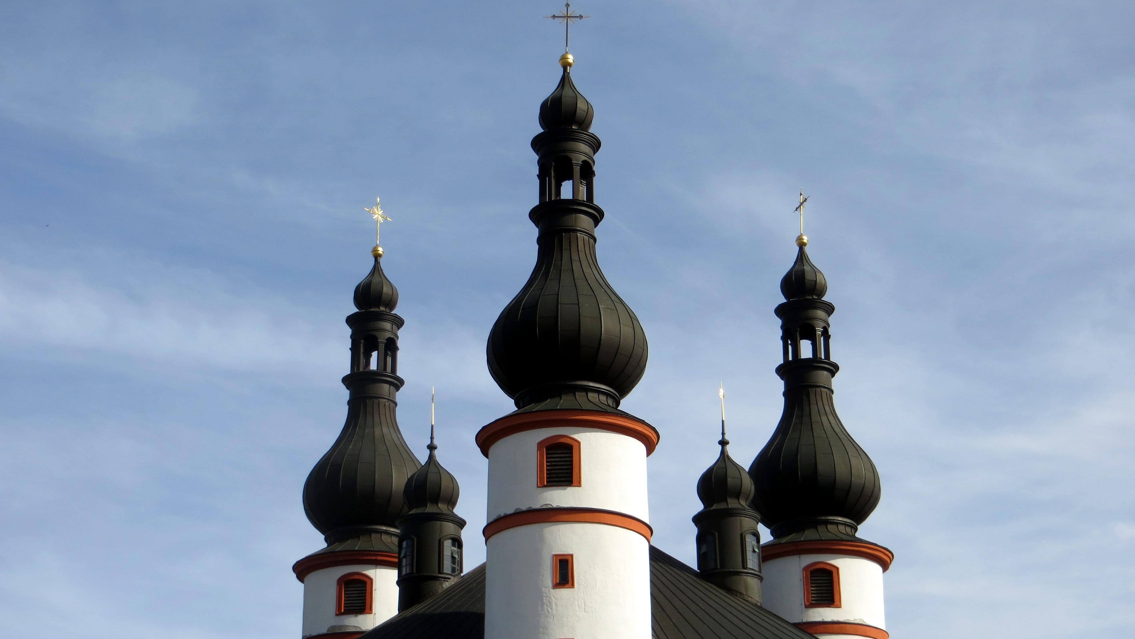 Die Dreifaltigkeitskirche Kappl bei Waldsassen.