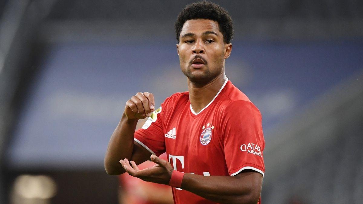 Bayern München - Serge Gnabry