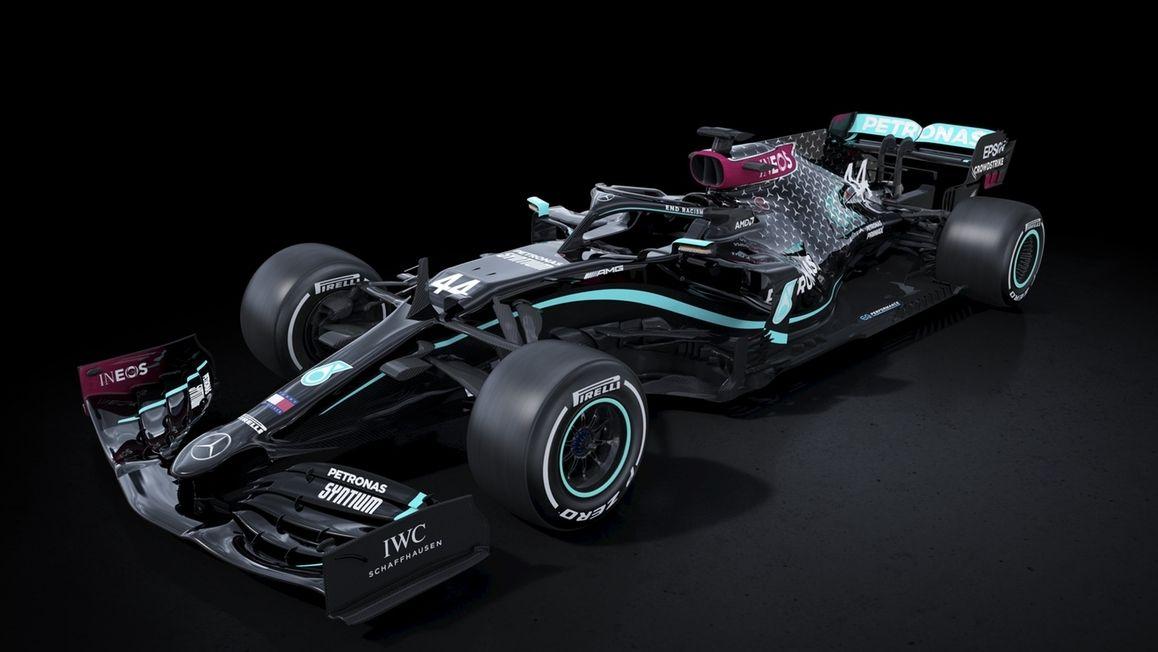 Formel 1 - Mercedes AMG