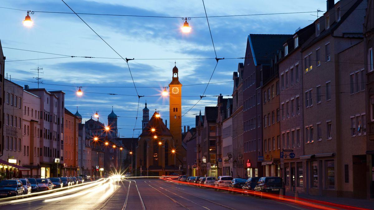 Augsburg.