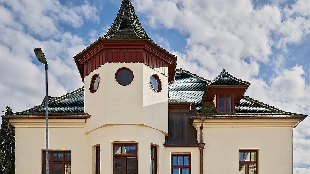 Villa Jungmeier in Straubing