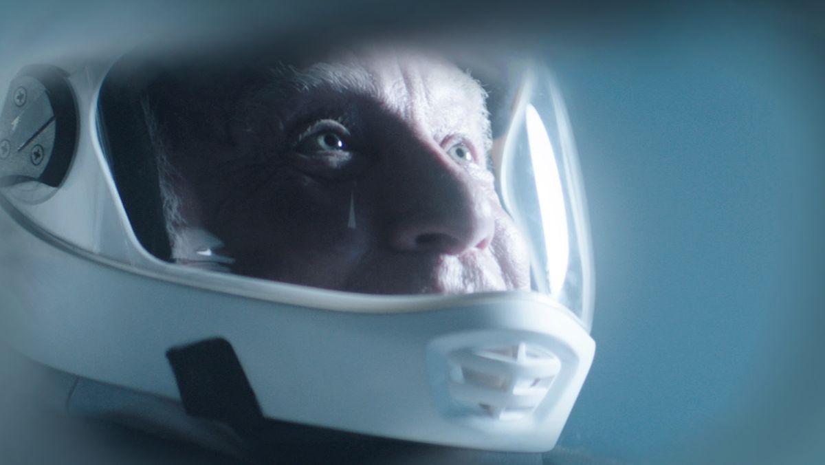 """""""Astronaut""""-Filmszene"""