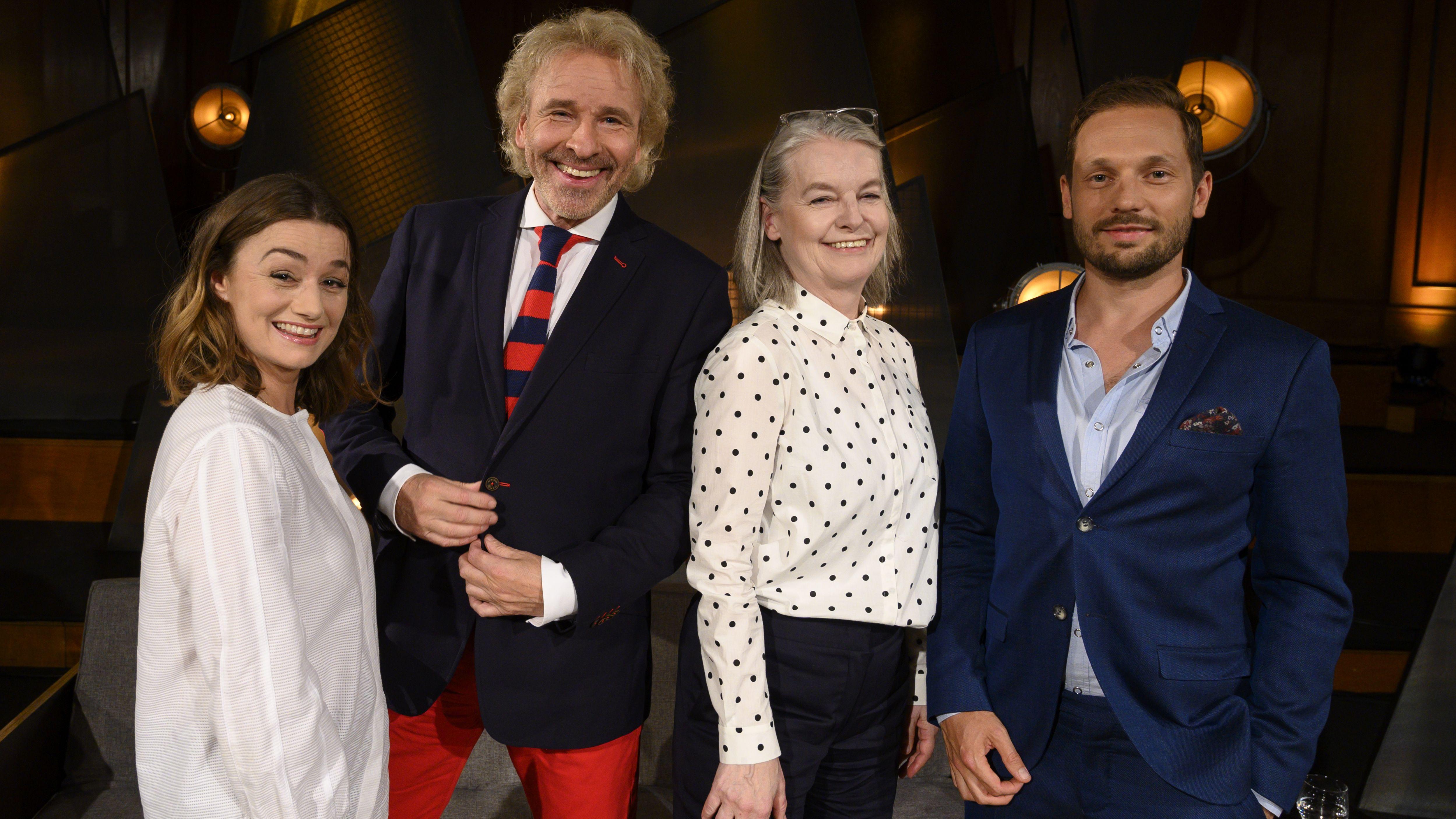 Ibiza-Video, I-Pad-Nase und abgebrannte Bibliothek sind die Themen über die Thomas Gottschalk mit seinen Gästen Johanna Adorján, Marlene Streeruwitz und Friedemann Karig spricht.
