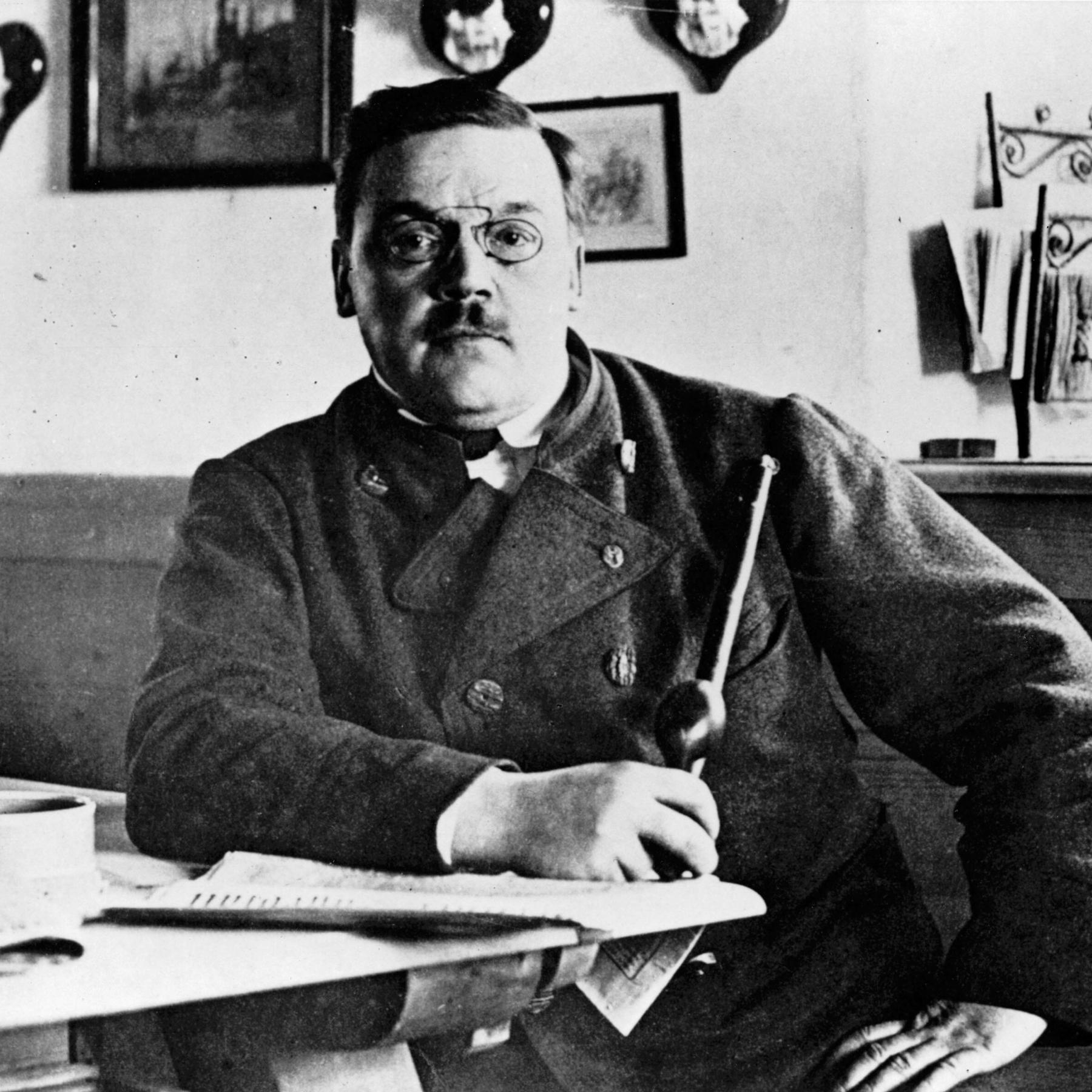 Ludwig Thoma - Erfolg und Fall eines Populisten
