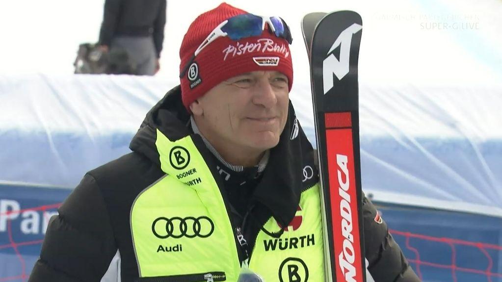 DSV-Alpinchef Wolfgang Maier
