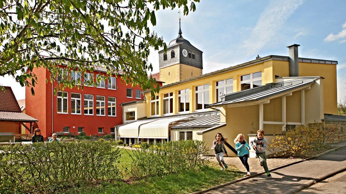 Schullandheim in Rappershausen im Landkreis Rhön-Grabfeld