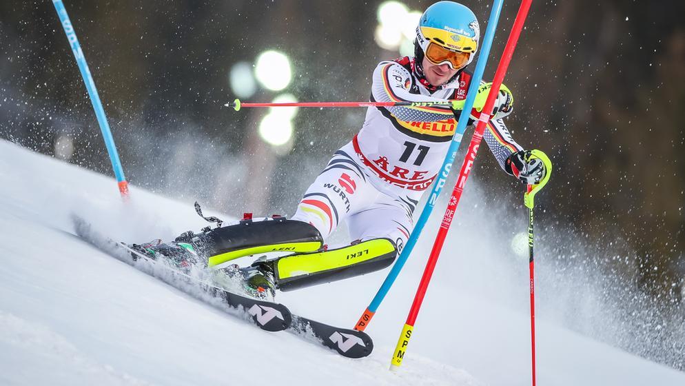 Skirennläufer Felix Neureuther   Bild:picturealliance/dpa