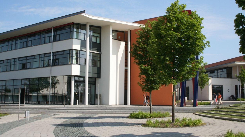 Die Hochschule in Hof