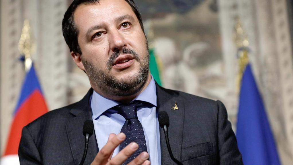 Italiens ehemaliger Innenminister Matteo Salvini.