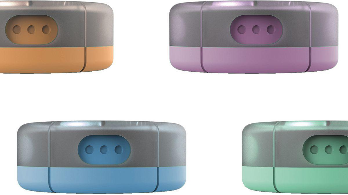 """""""Re"""" - ein Pfand-Plastikbehältniss für pulverförmige Hygieneprodukte."""