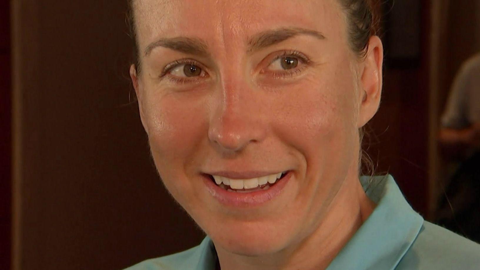 Triathletin Anne Haug aus Bayreuth