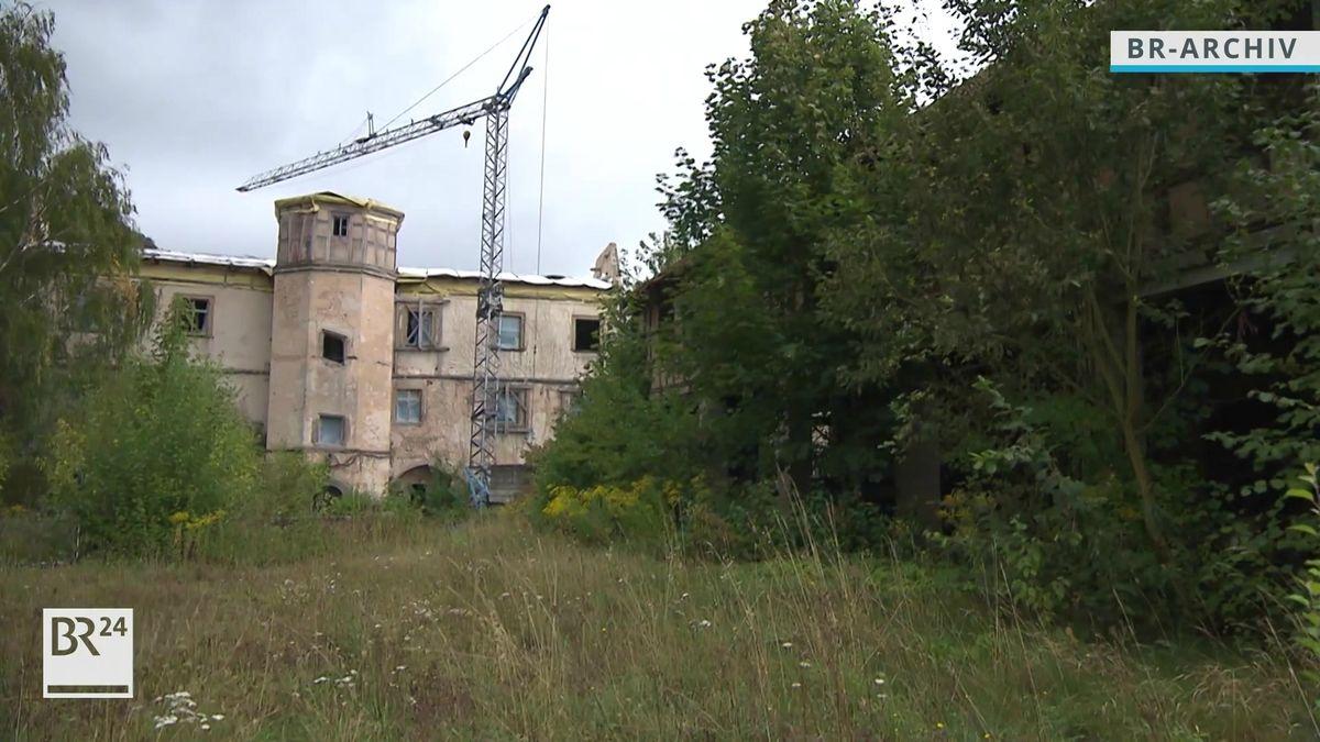 Archiv: Schlossruine Ebelsbach