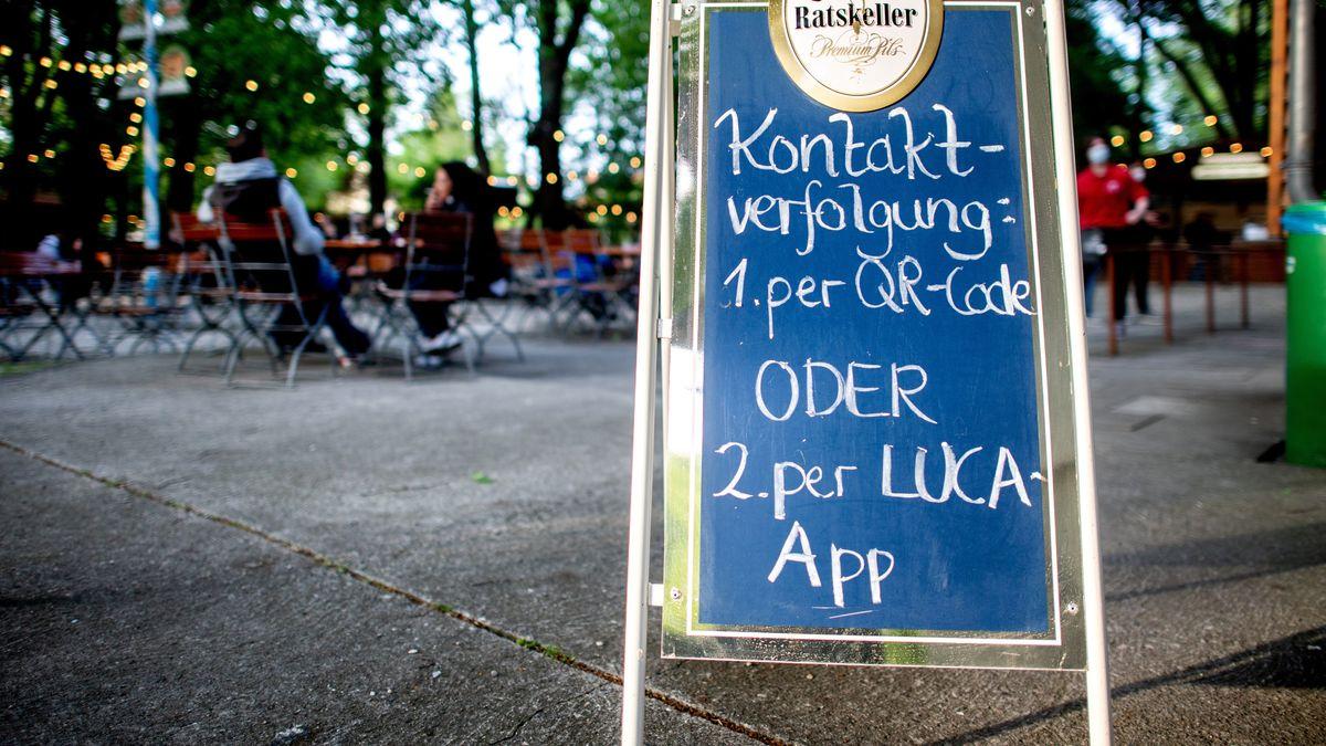 Die Luca-App kommt inzwischen in vielen Bundesländern zum Einsatz.