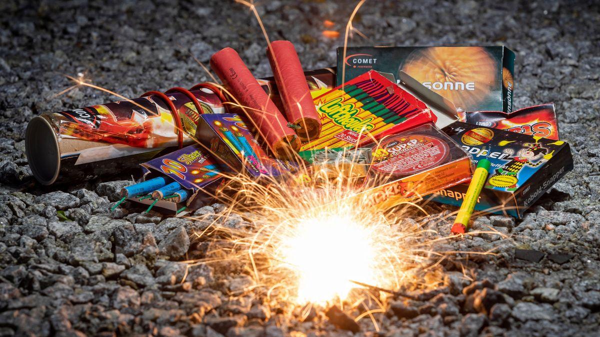 Symbolbild: Feuerwerkskörper