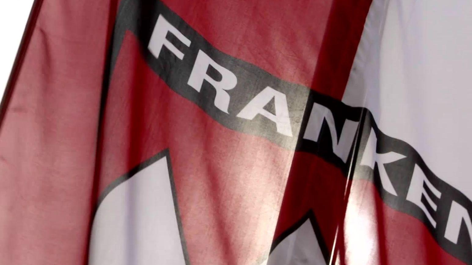 Fränkische Fahne