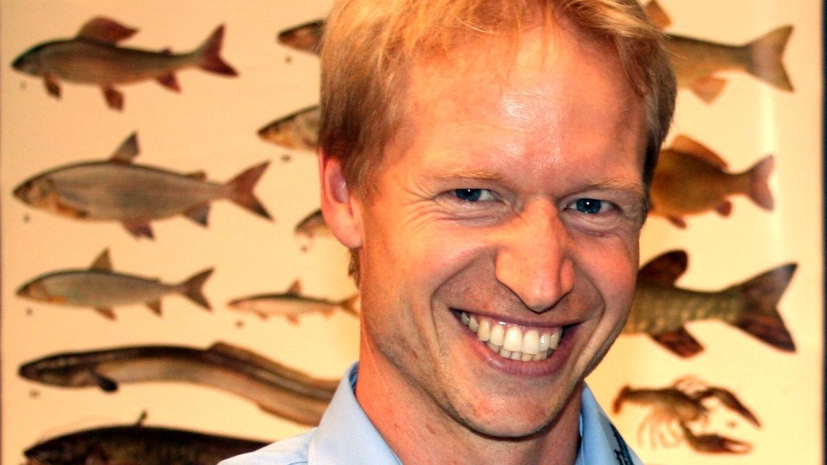 Michael, Kolahsa, neuer Fischereifachberater des Bezirks Unterfranken