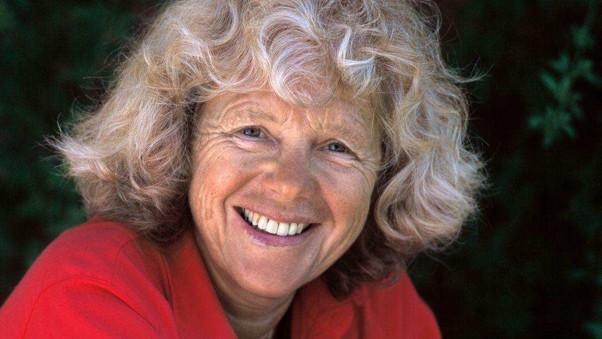 Die bekannte Schweizer Psychotherapeutin Verena Kast im Jahr 2001