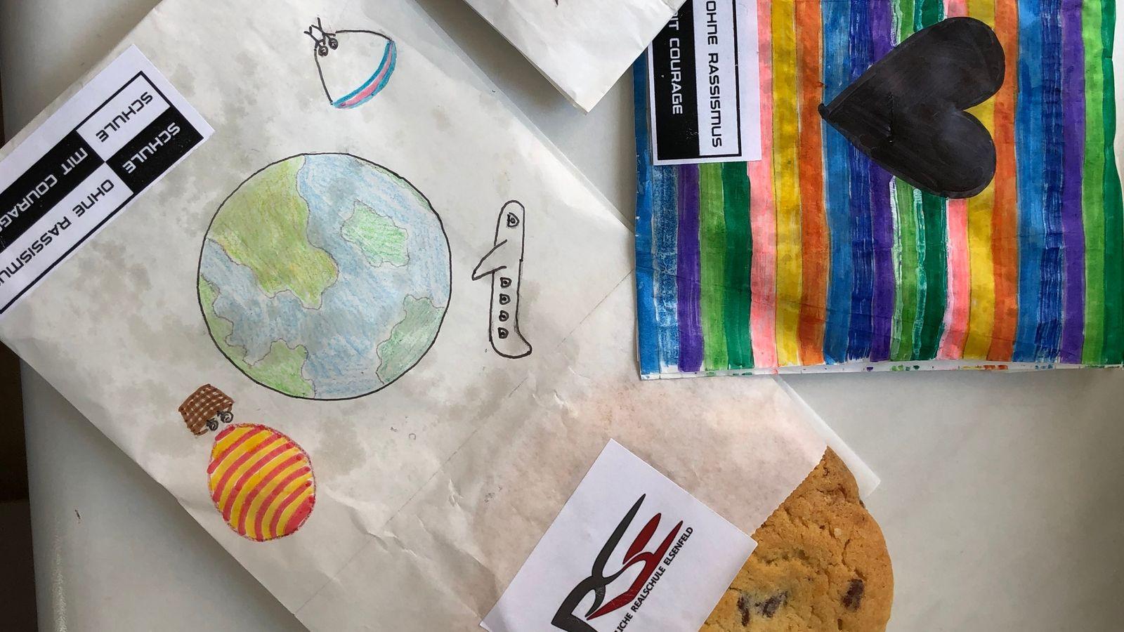Kekse gegen Rassismus: rechte Hetze lässt Schule kalt