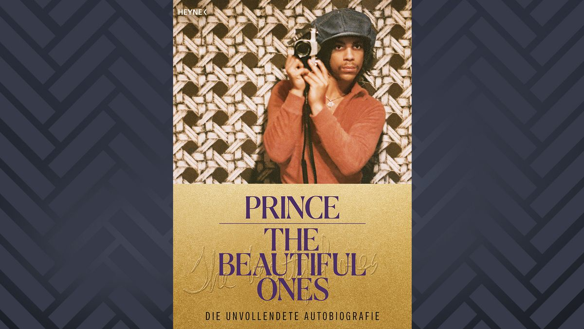 """Prince: """"The Beautiful Ones"""" - Bei Heyne erschienen"""