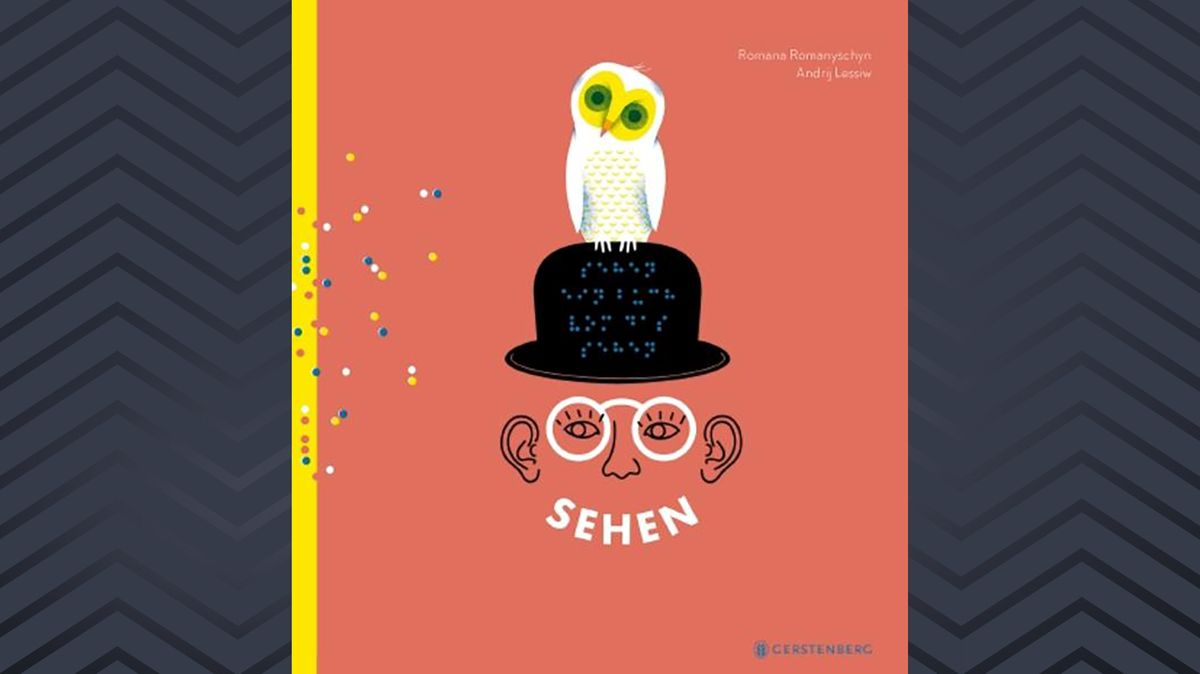 """jetzt auch in deutscher Übersetzung: """"Sehen"""" von Romana Romanyschyn und Andrij Lessiw"""