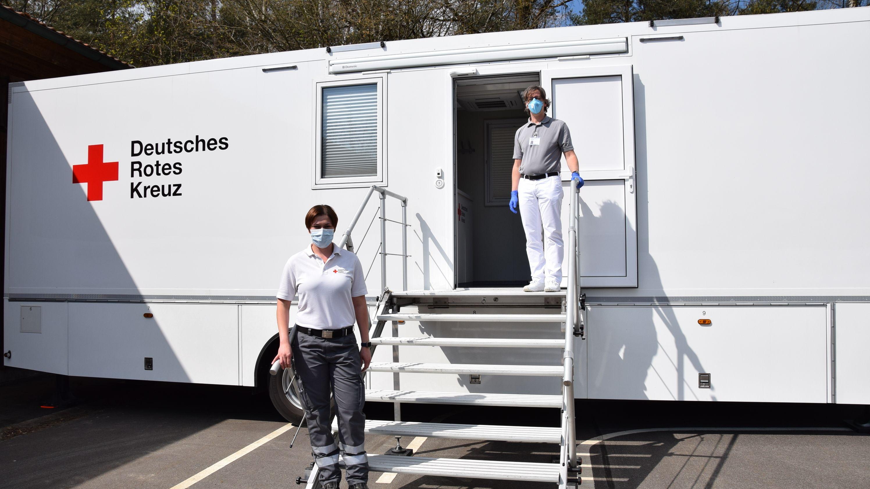 Im Landkreis Neustadt an der Waldnaab geht eine mobile Arztpraxis in Betrieb.