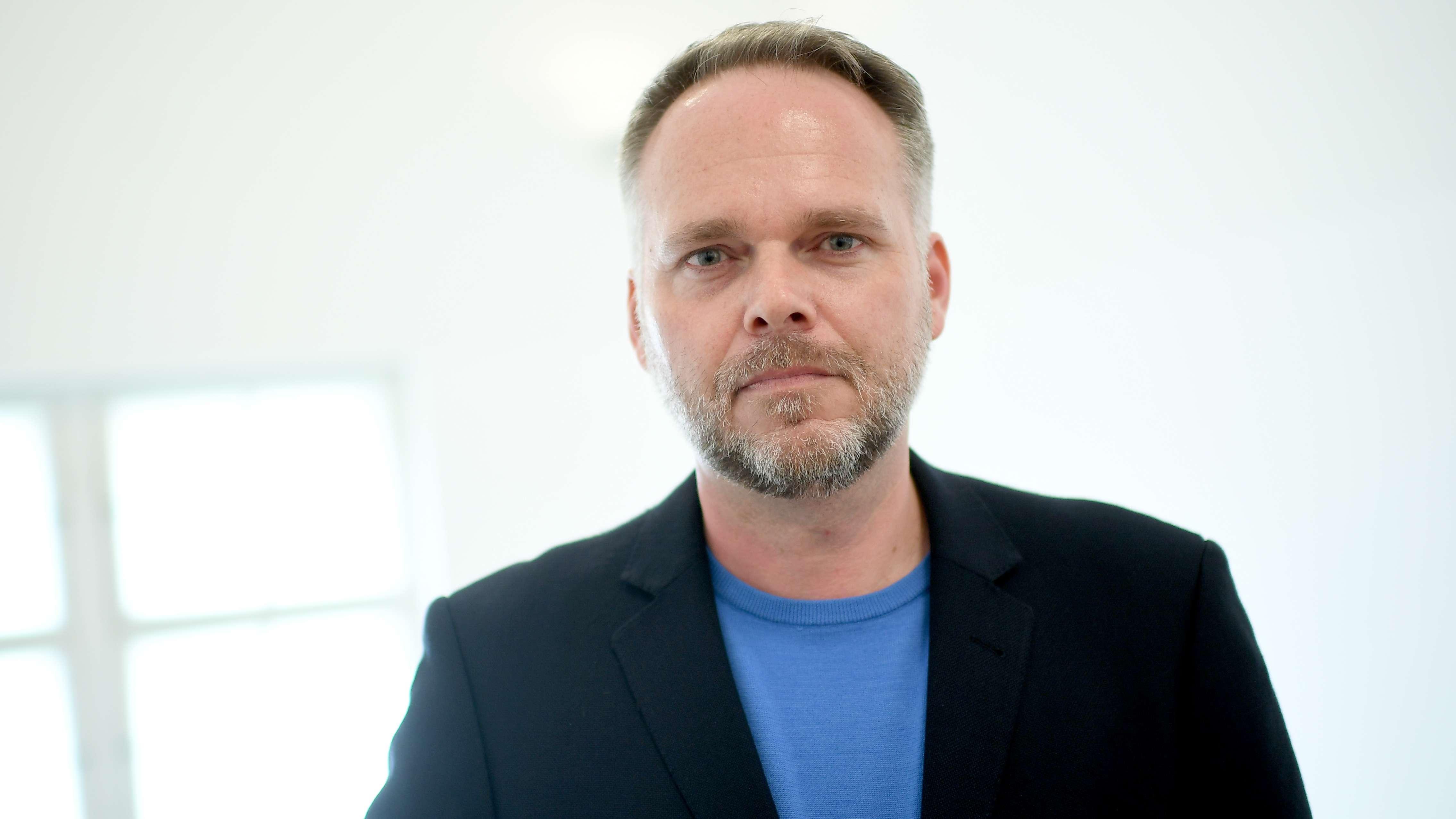 Christian Ring ist der Direktor der Nolde Stiftung in Seebüll
